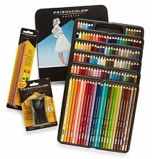Prismacolor Premier Colored Pencils, Soft Core, 132 Pack (4484)  2 Blender NEW
