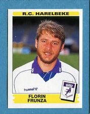 FOOTBALL 96 BELGIO Panini -Figurina-Sticker n. 193 -F. FRUNZA-HARELBEKE-New