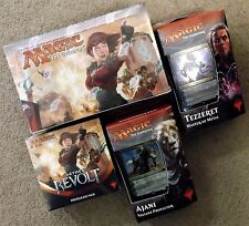 MAGIC AETHER REVOLT BOOSTER BOX PRERELEASE KIT & 2 PLANESWALKER DECKS LIVE