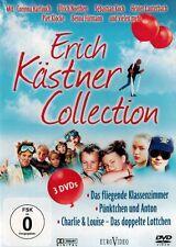 DVD-BOX - Erich Kästner Collection - 3 Filme - Das fliegende Klassenzimmer u.a.