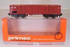 Primex H0 4599 offener Güterwagen Eaos 4-achsig der DB Nr.2 OVP #3773