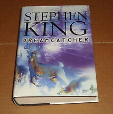 2001 Stephen King Dreamcatcher HC Book