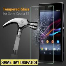 0.30mm Genuine Tempered Glass Film Screen Protector SONY XPERIA Z1 L39H &Package