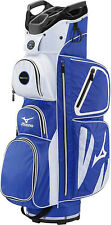 NEW Mizuno Elite Tour Blue/White Golf Cart Bag