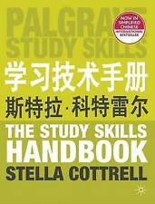 The Study Skills Handbook (Simplified Chinese Language Edition) (Palgrave Study