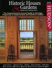 Hudson's Historic Houses & Gardens 2004: The Comprehensive Annual Guid-ExLibrary