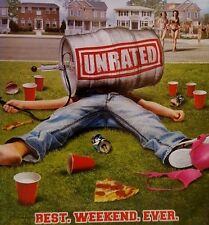 COLLEGE DVD UNRATED SEXY WILD PARTY UNIVERSITY DORM GIRLS GONE FRAT WRONG NUDITY