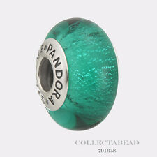 Authentic Pandora Sterling Silver Disney Jasmine Signature Color Bead 791648