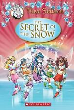 Thea Stilton Special Edition: The Secret of the Snow: A Geronimo Stilt-ExLibrary