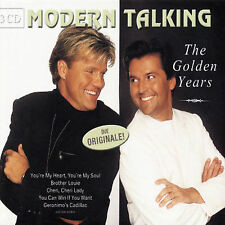 Golden Years 1985-87 by Modern Talking (CD, May-2002, Bmg/Ariola Express)