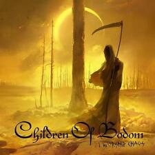 Children of Bodom - I Worship Chaos CD+DVD 2015 melodic death metal digipack
