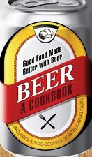 Beer - A Cookbook: Good Food Made Better with Beer-ExLibrary