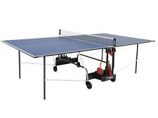 Stiga Tischtennisplatte Winner Indoor Blau mit Netz Frei Haus nicht für outdoor