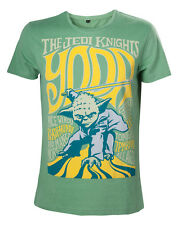 Star Wars Yoda Vintage Rock Poster T-Shirt Unisex Taille / Size L