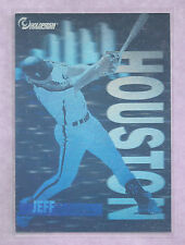1992 Holoprism R/3 Jeff Bagwell Rookie of the Year Houston Astros Hologram Mint