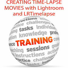 Creating TIME-LAPSE Movies with Lightroom & LRT - Video Training Tutorial DVD