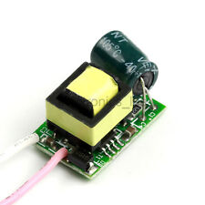 3*1W LED Bulb Lamp Power Supply Module Built-in Driver with Constant Current