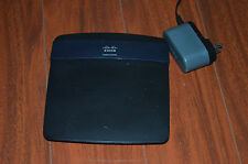 LINKSYS E3200 V1 Dual Band Wireless N 300Mbps Router W/ Mega DD-WRT