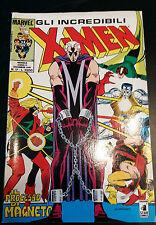 """FUMETTO MARVEL COMICS GLI INCREDIBILI """" X-MEN """" N.17 1991  (LN-2/1)"""