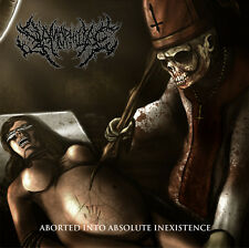 SLAMOPHILIAC (US)‎ – Aborted into Absolute Inexistence CD (Brutal Death, Slam)