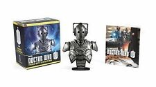 NEW Doctor Who: Cyberman Bust and Illustrated Book by Paperback Book (English) F