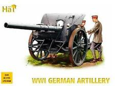 Hat 1/72 8109 WWI German Artillery