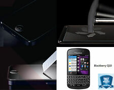 Genuine Tempered Glass Screen Protector Saver for BlackBerry Q10