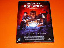 JUGUETES ASESINOS / Curse of the Puppet Master - Precintada