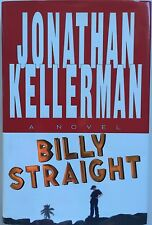 Billy Straight by Jonathan Kellerman 1st edition and 1st printing