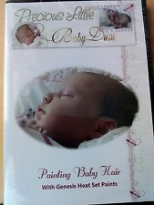 REBORN DVD PAINTING BABY HAIR  (NEW SEALED)