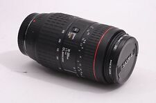 EXC++ SIGMA AF 70-300mm F4-5.6 DL MACRO SUPER FOR SONY α ALPHA MINOLTA AF, +UV