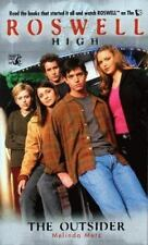 Roswell High: The Outsider (TV Series) by Metz, Melinda, Good Book