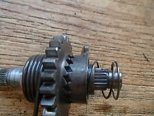 HONDA CR 80 R 2000 kick start gear I have more parts for this bike/others