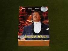 ANDRE RIEU BOX 3x DVD ROYAL ALBERT HALL LA VIE EST BELLE DREAM COME TRUE New