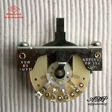 SELETTORE per TELECASTER CRL USA 3 WAY SWITCH TELE NO tip