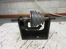 VEE PULLEY WHEEL WITH CLUTCH