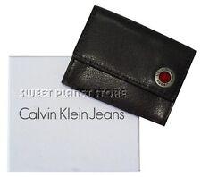 Portamonete CALVIN KLEIN Jeans mod: C81106 - Marrome