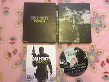 Call of Duty Modern Warfare 3 for PS3 / Steelbook / Playstation 3 / Complete