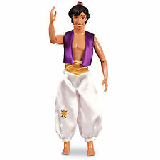 Disney Alladin Kids Toys Boys Girls CLASSIC PRINCE ALADDIN DOLL