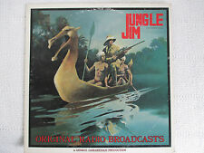 Jungle Jim-Original Radio Broadcast LP NM/EX Mark Records 604-A