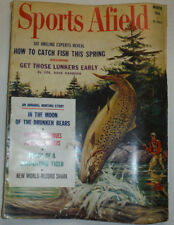 Sports Afield Magazine How To Catch Fish This Spring March 1964 012915R
