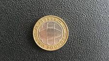 2 pound coin--1999 rugby world cup