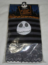 TIM BURTON'S THE NIGHTMARE BEFORE CHRISTMAS FOOTLESS TIGHTS BRAND NEW SZ M/L