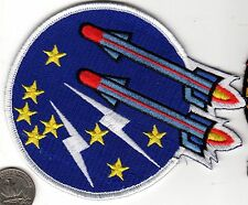 Navy or Air Force Patch Missile Strike Asia China Japan Korea xwzf