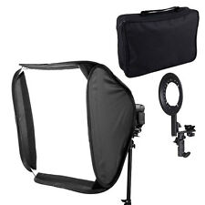 "80 x 80cm 32"" Soft Box photography for Flash Speedlite YN560II 580EXII 430EX 460"