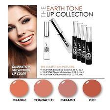 Lip Ink Lipstick Lot Browns-Earth Tones Collection smearproof waterproof vegan