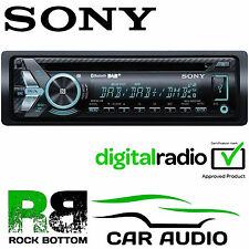 Sony MEX-N6000BD 55x4W DAB BLUETOOTH USB MP3 Aux iPod Car Stereo Player REFURB