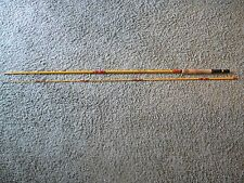 Vintage Wright & McGill Eagle Claw Denco Super IV Fly Rod, 7 Weight, 8 FT