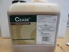 """1 Gallon of Cease Microbial Foliar Disease Control from BioWorks """"OMRI"""" Listed"""