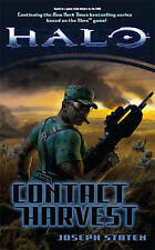 Halo: Contact Harvest by Joseph Staten (Paperback, 2008) New Book